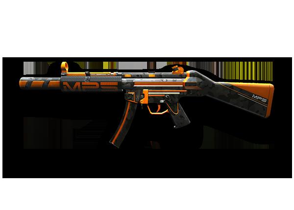 MP5SD5 Sulfur