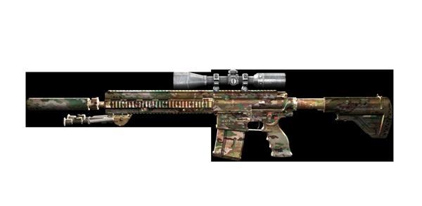HK417 MultiCam